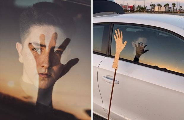 Loạt hậu trường khó đỡ của những bức ảnh long lanh trên Instagram khiến dân tình phải nể phục óc sáng tạo của hội phó nháy - Ảnh 29.
