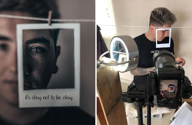 Loạt hậu trường khó đỡ của những bức ảnh long lanh trên Instagram khiến dân tình phải nể phục óc sáng tạo của hội phó nháy - Ảnh 24.