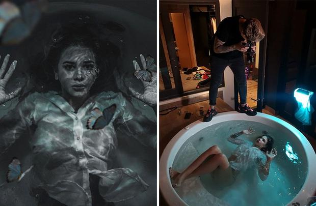 Loạt hậu trường khó đỡ của những bức ảnh long lanh trên Instagram khiến dân tình phải nể phục óc sáng tạo của hội phó nháy - Ảnh 20.