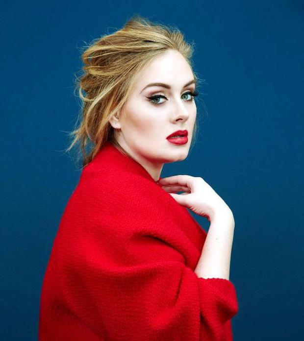 Sau màn giảm cân chấn động, loạt ảnh Adele hồi còn mũm mĩm bỗng hot trở lại: Visual thời đỉnh cao huyền thoại là đây! - Ảnh 7.