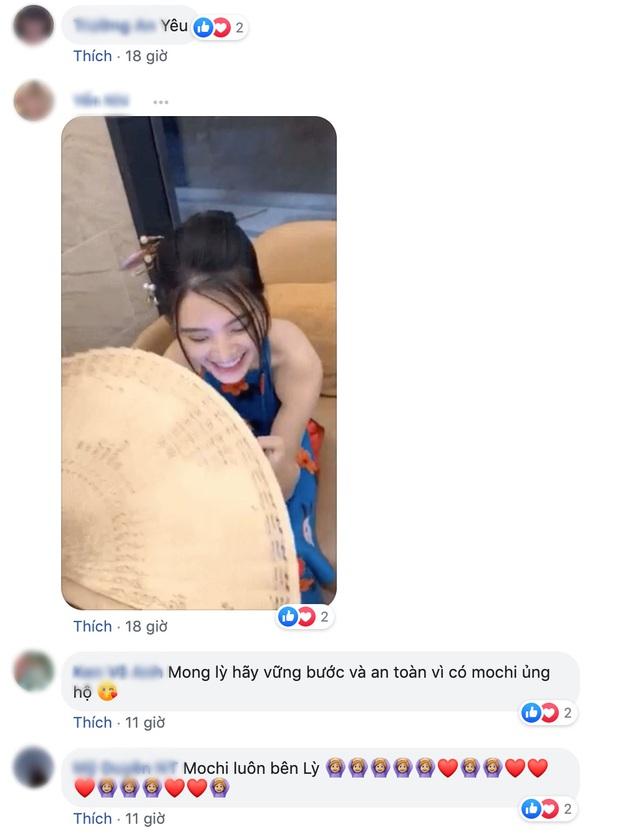 Sau khi nhờ luật sư bảo vệ danh dự, Jolie Nguyễn lên tiếng trấn an fan: Cùng nhau vượt qua nhé Mochi! - Ảnh 3.