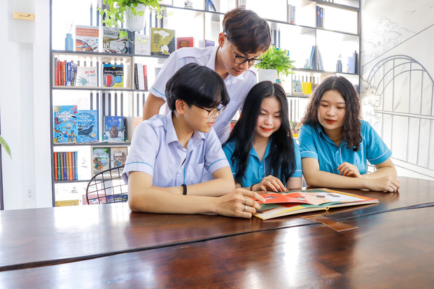 Có gì bên trong Sky-Line Hill, ngôi trường chuẩn bị khánh thành tại Quảng Nam? - Ảnh 11.