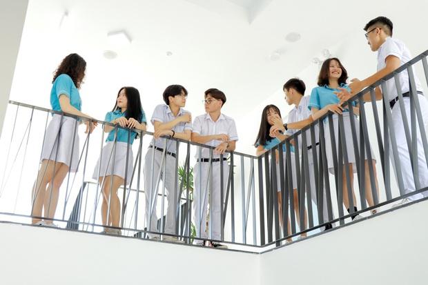 Có gì bên trong Sky-Line Hill, ngôi trường chuẩn bị khánh thành tại Quảng Nam? - Ảnh 12.