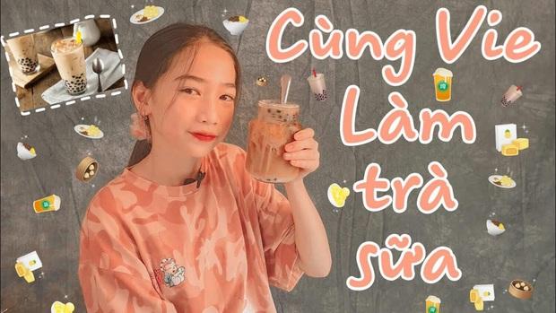 Vy Cà Mau - Youtuber sinh năm 2007 ra clip bắt trend kiếm tiền đều đều, cuối năm vẫn đạt HSG mới nể - Ảnh 7.
