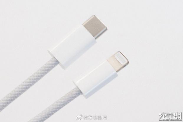 Rò rỉ hình ảnh cáp sạc mới của iPhone 12 - Ảnh 3.