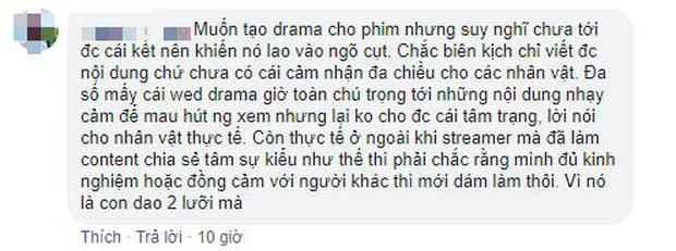 Web drama của Minh Hằng có nội dung nhạy cảm, bôi nhọ streamer khiến cộng đồng chỉ trích dữ dội - Ảnh 4.