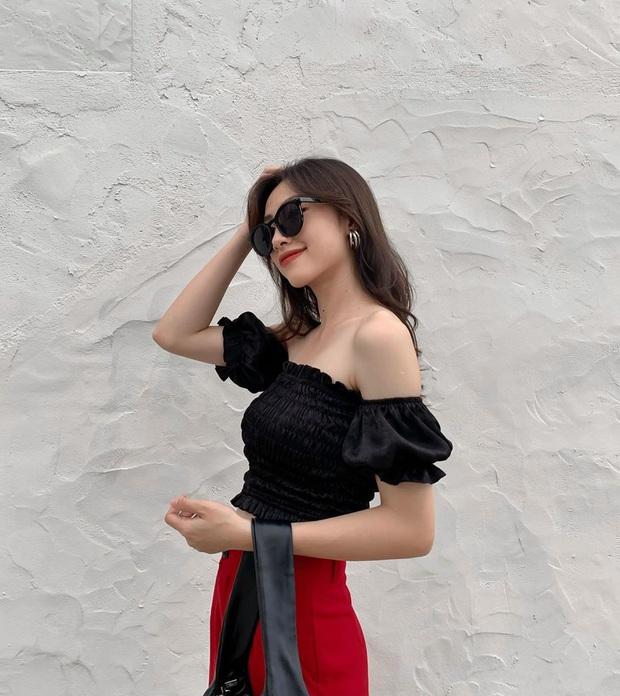 8 kiểu áo đơn giản nhưng cực xinh được sao Hàn diện liên tục, nàng nào bắt chước thì vừa tôn dáng vừa lên hạng style - Ảnh 20.