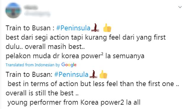 Phản ứng đầu tiên của fan quốc tế về Train To Busan 2 (Peninsula): Kang Dong Won đỉnh khỏi bàn nhưng kỹ xảo hơi thất vọng nha! - Ảnh 12.