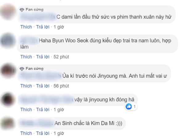Kim Da Mi giật bồ bạn thân ở Thất Nguyệt và An Sinh bản Hàn, dân tình tiếc nuối vì nam chính không phải Jinyoung (GOT7) - Ảnh 5.