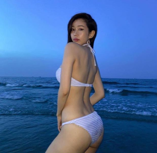 Sau thời gian hành hạ bản thân vì giảm cân, Min lấy lại phong độ body đẹp mê: Lộ luôn cả chân ngực nóng hừng hực! - Ảnh 3.