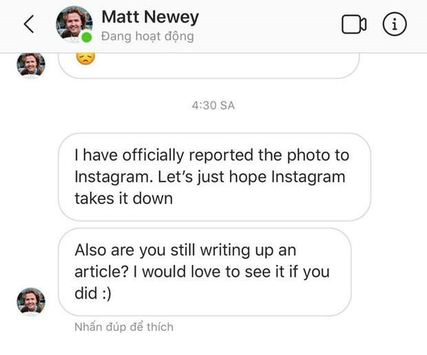 Vũ Khắc Tiệp bị nhiếp ảnh gia nước ngoài report Instagram vì dùng chùa ảnh mà không chịu xin lỗi - Ảnh 4.