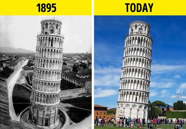Loạt ảnh xưa và nay cho thấy các địa danh nổi tiếng thế giới đã thay đổi như thế nào trong vòng 1 thế kỷ qua - Ảnh 3.