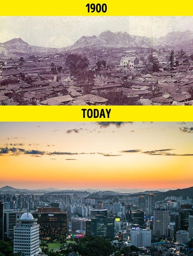 Loạt ảnh xưa và nay cho thấy các địa danh nổi tiếng thế giới đã thay đổi như thế nào trong vòng 1 thế kỷ qua - Ảnh 6.