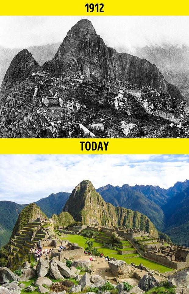 Loạt ảnh xưa và nay cho thấy các địa danh nổi tiếng thế giới đã thay đổi như thế nào trong vòng 1 thế kỷ qua - Ảnh 12.