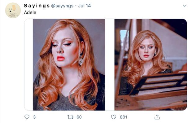 Sau màn giảm cân chấn động, loạt ảnh Adele hồi còn mũm mĩm bỗng hot trở lại: Visual thời đỉnh cao huyền thoại là đây! - Ảnh 2.