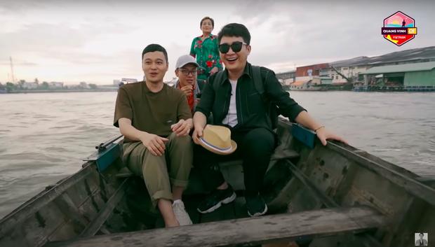 Quang Vinh có những trải nghiệm lần đầu trong đời tại Cần Thơ, nghiêm túc suy nghĩ đến việc nghỉ hát đi... bán hủ tiếu - Ảnh 2.