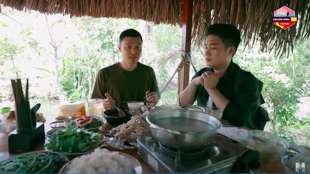 Quang Vinh có những trải nghiệm lần đầu trong đời tại Cần Thơ, nghiêm túc suy nghĩ đến việc nghỉ hát đi... bán hủ tiếu - Ảnh 9.