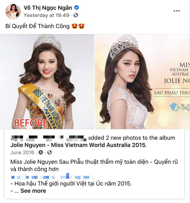 Ngân 98 đăng hẳn ảnh cà khịa Jolie Nguyễn, ai ngờ bị cư dân mạng phản dame dữ dội - Ảnh 2.