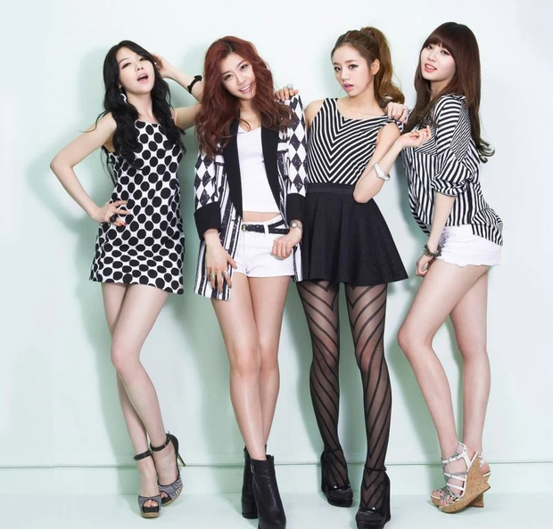 6 nhóm nhạc nữ có đội hình đều tăm tắp: Nhóm cao đều, nhóm thấp đều, riêng BLACKPINK có bí quyết riêng - Ảnh 18.