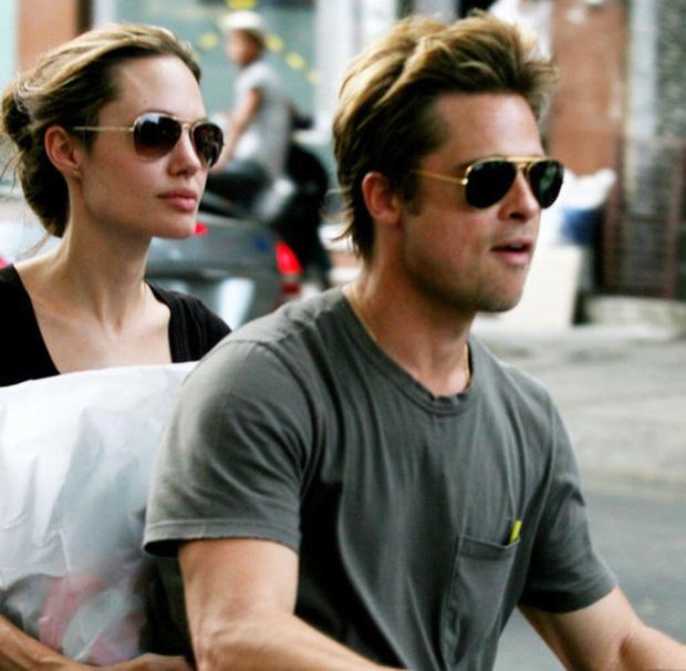 Lậm người yêu như Brad Pitt: Ngoại hình biến đổi theo bạn gái, hẹn hò đến ai có tướng phu thê giống người đó - Ảnh 4.