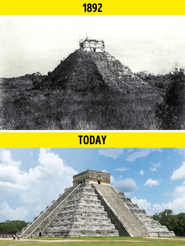 Loạt ảnh xưa và nay cho thấy các địa danh nổi tiếng thế giới đã thay đổi như thế nào trong vòng 1 thế kỷ qua - Ảnh 20.