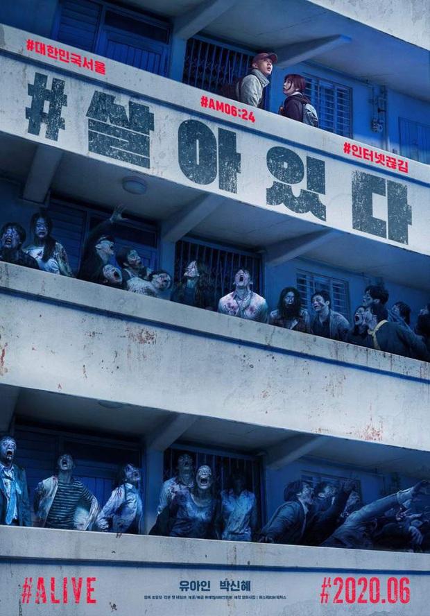 Train to Busan 2 (Peninsula) lập kỷ lục người xem ngày đầu cao nhất phòng vé Hàn hậu Covid-19 - Ảnh 5.