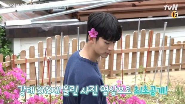 Tan chảy khoảnh khắc Kim Soo Hyun vội vàng khoác áo cho Seo Ye Ji ở hậu trường Điên Thì Có Sao - Ảnh 12.