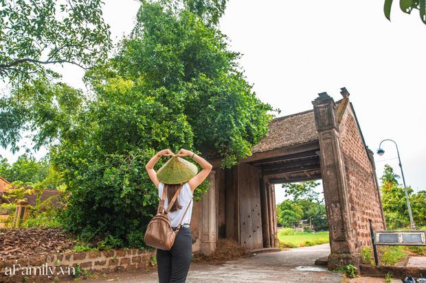 Ngoại thành Hà Nội có một cổ trấn trăm năm tuổi, nơi lưu giữ tuổi thơ của những con người lớn lên vùng đất Bắc - Ảnh 1.