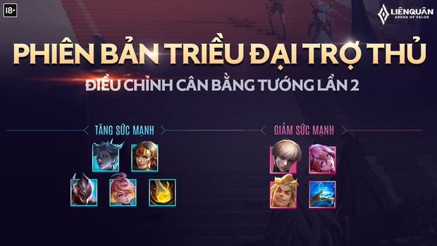 Liên Quân Mobile: Tiếp tục có chỉnh sửa, cân bằng tướng mới, Dirak và Keera đều bị giảm sức mạnh! - Ảnh 1.
