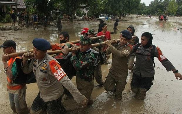Lũ quét Indonesia: Số người chết tăng thêm, gần 70 người vẫn mất tích - Ảnh 1.