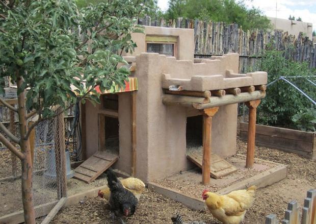 Chiêm ngưỡng những chiếc chuồng gà xa hoa bậc nhất từng được con người xây dựng - Ảnh 11.