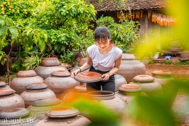 Ngoại thành Hà Nội có một cổ trấn trăm năm tuổi, nơi lưu giữ tuổi thơ của những con người lớn lên vùng đất Bắc - Ảnh 10.