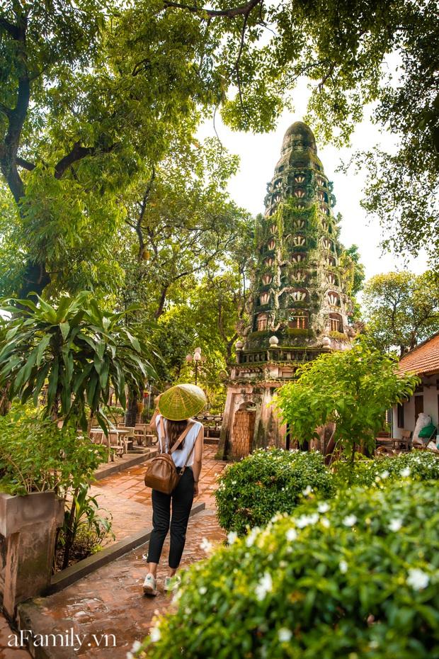 Ngoại thành Hà Nội có một cổ trấn trăm năm tuổi, nơi lưu giữ tuổi thơ của những con người lớn lên vùng đất Bắc - Ảnh 11.