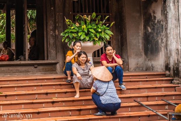Ngoại thành Hà Nội có một cổ trấn trăm năm tuổi, nơi lưu giữ tuổi thơ của những con người lớn lên vùng đất Bắc - Ảnh 12.