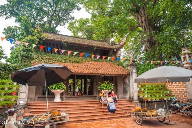 Ngoại thành Hà Nội có một cổ trấn trăm năm tuổi, nơi lưu giữ tuổi thơ của những con người lớn lên vùng đất Bắc - Ảnh 14.