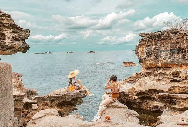 Chẳng cần mơ đi Tây đi Tàu, trải nghiệm hết Việt Nam là đủ thấy sự vi diệu của tạo hóa - Ảnh 10.