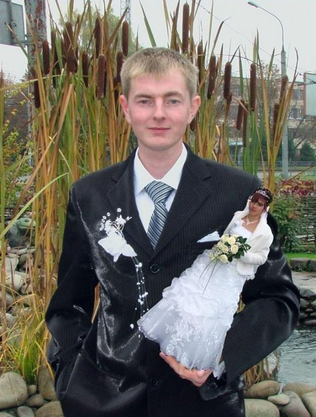 Những bức ảnh cưới xấu đến phát hờn khiến cô dâu chú rể nhìn xong là muốn huỷ luôn đám cưới - Ảnh 3.