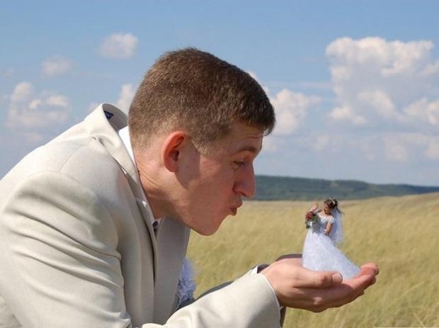 Những bức ảnh cưới xấu đến phát hờn khiến cô dâu chú rể nhìn xong là muốn huỷ luôn đám cưới - Ảnh 5.