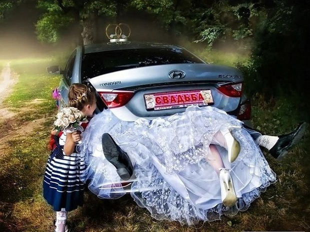 Những bức ảnh cưới xấu đến phát hờn khiến cô dâu chú rể nhìn xong là muốn huỷ luôn đám cưới - Ảnh 7.