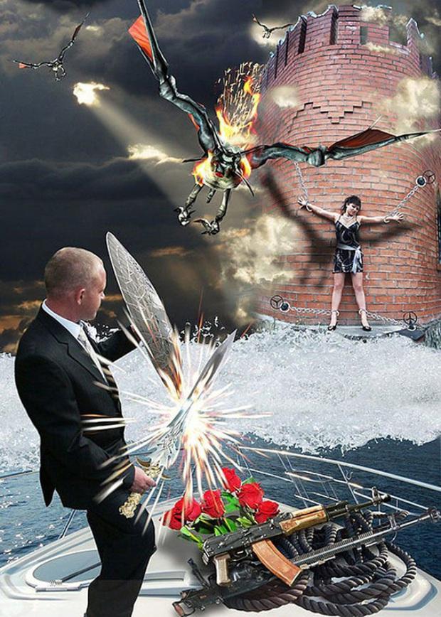 Những bức ảnh cưới xấu đến phát hờn khiến cô dâu chú rể nhìn xong là muốn huỷ luôn đám cưới - Ảnh 17.