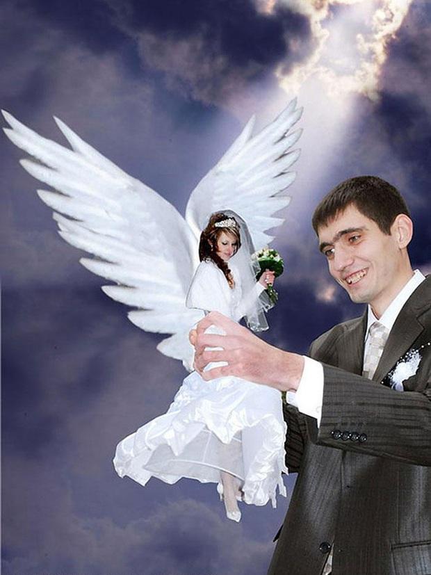 Những bức ảnh cưới xấu đến phát hờn khiến cô dâu chú rể nhìn xong là muốn huỷ luôn đám cưới - Ảnh 18.