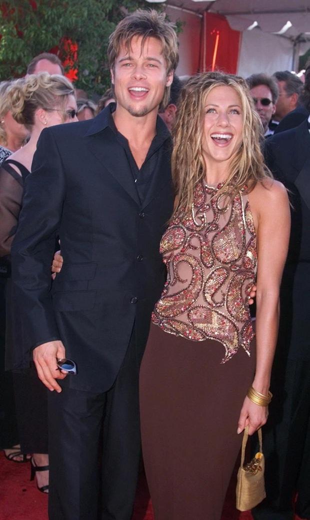 Lậm người yêu như Brad Pitt: Ngoại hình biến đổi theo bạn gái, hẹn hò đến ai có tướng phu thê giống người đó - Ảnh 7.