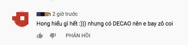 Decao góp mặt trong MV của tân binh tóc hồng từng hợp tác với K-ICM, MV rất cool nhưng netizen lại không hiểu đang rap gì? - Ảnh 8.