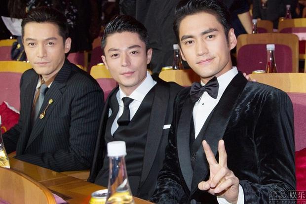 3 hội anh em quyền lực nhất làng phim Hoa ngữ: Vung tiền bao rạp ủng hộ nhau, bỏ nghề cả năm chăm bạn diễn - Ảnh 1.
