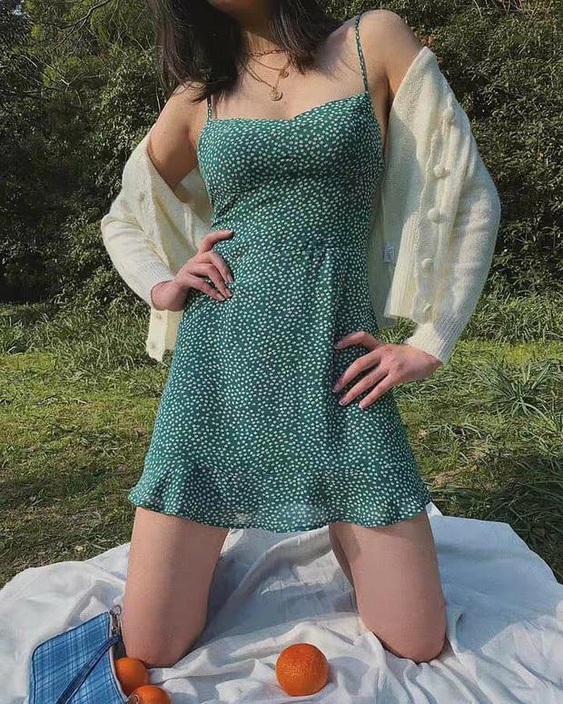 Giảm cân thành công, thiên thần lai Nancy tự tin quẩy váy 2 dây khoe đường cong S-line đến chị em nhìn cũng mê - Ảnh 14.