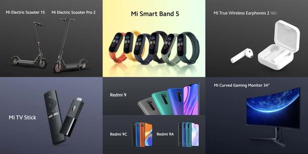 Xiaomi trình làng một rổ sản phẩm mới, có cả xe điện! - Ảnh 1.