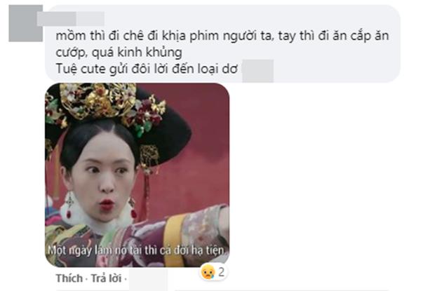 """Biến căng: Vu Chính bị tố """"mượn tạm"""" cảnh quay trong Như Ý Truyện cho phim cung đấu mới - Ảnh 4."""
