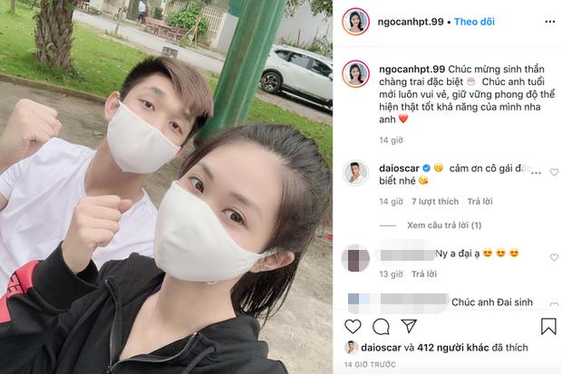 Nghi vấn chàng cầu thủ đào hoa của làng bóng đá đã toang với bạn gái Hoa hậu sau 4 tháng hẹn hò - Ảnh 4.