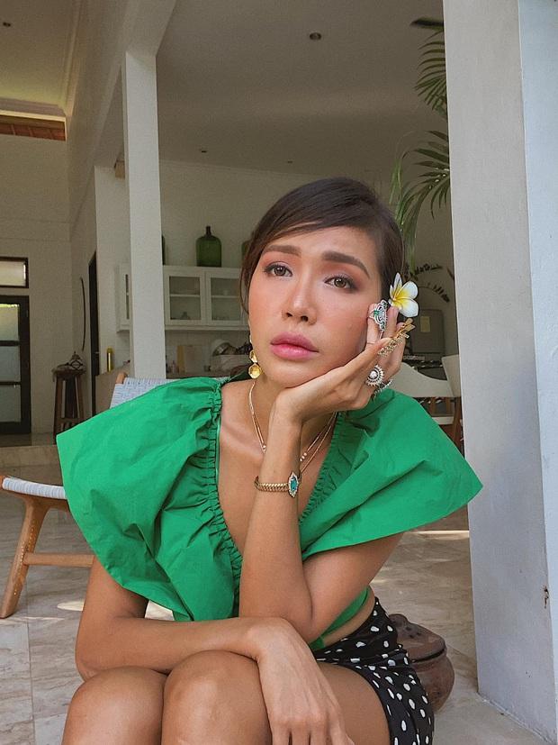 Minh Tú chính thức được trở về Việt Nam sau 4 tháng mắc kẹt tại Bali, vỡ òa khi nhận lịch bay - Ảnh 4.