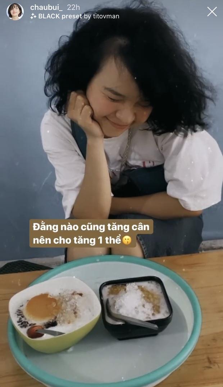 Châu Bùi về nhà mà chẳng khác nào đi du lịch: hết đi ăn món ngon rồi lại tung tăng đi chơi khắp Hà Nội - Ảnh 5.